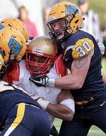 Former Panther Lukas Wood stands out for Wilkes