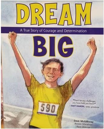 Dream Big Marathon Challenge