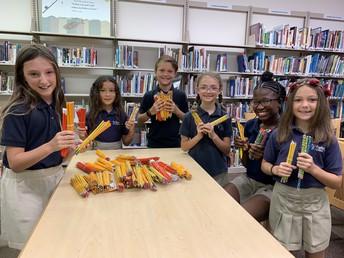 Pencils for Ghana