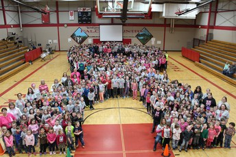 The 11th Annual Pink Ribbon Picture