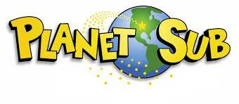 Every Tuesday - Planet Sub Night 3-8pm