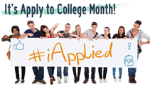 November was Apply to College Month… Where did you apply to???