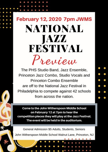National Jazz Festival Preview Show
