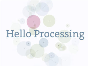 The Processing Foundation - Hello Processing