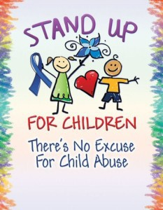 APRIL is National Child Abuse Awareness and Prevention Month