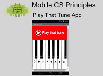 Play That Tune App