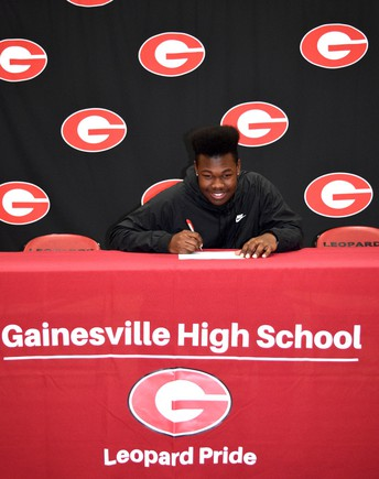 Franklin Signs National Letter of Intent