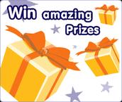 FREE Prizes!