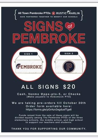 All 5 Pembroke PTO Fundraiser!