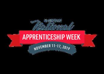 Nation Apprenticeship Week