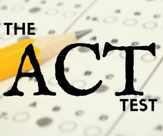 OPT IN to take the ACT!
