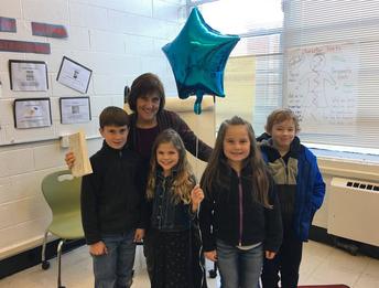 Granville Ed Foundation Grant Winner: Mrs. Bickel!