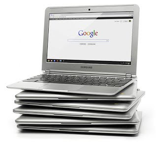 What students will receive chromebooks and when?