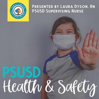 PSUSD COVID 19 Health & Safety