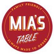 Ride Nite - Mia's Table