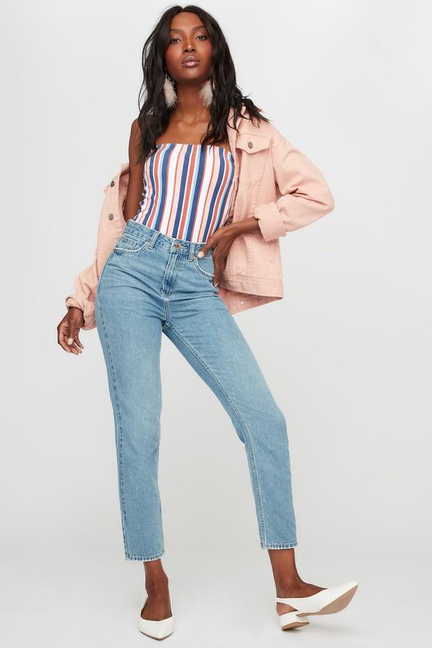women-straight leg jeans