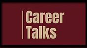 Career Talks Series