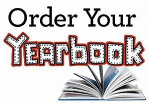 YEARBOOK Ordering deadline is Friday March 5th!