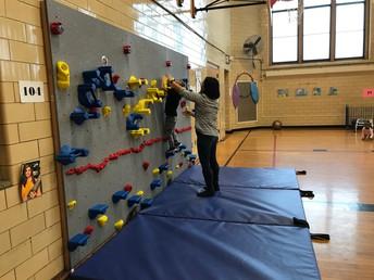 Rock climbing turkey goals