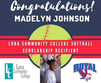 First Ever RHS Softball Signing Ceremony: Madelyn Johnson