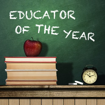 2021 Governor's Educator of the Year Recognition Program - Nominate Now!
