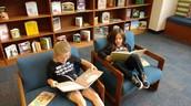 Swansboro Elementary School Media Center