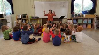 Kindergarten in Music