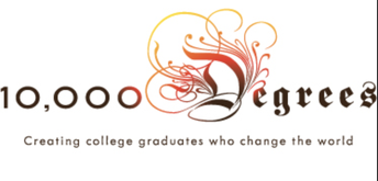 10,000 Degrees Applications Due 2/15/19