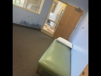 COVID Isolation Room