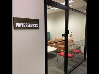 Payee Services lobby