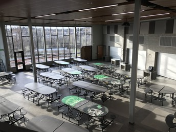 Lower Cafeteria