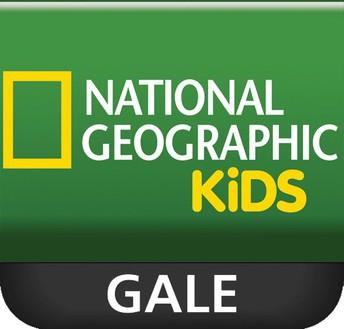 National Geographic Kids Logo Image