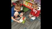 Book Fair Readers