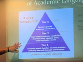 Words Matter: Teaching Academic Vocabulary