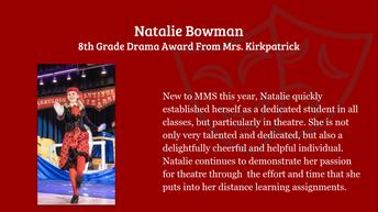 Natalie Bowman