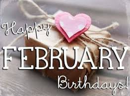 February Birthday Lunch - 2/19