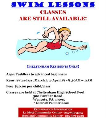 Township Swim Lessons
