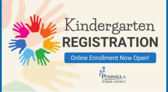 Kindergarten Registration is OPEN!!