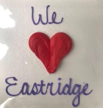 Greetings Eastridge Families,