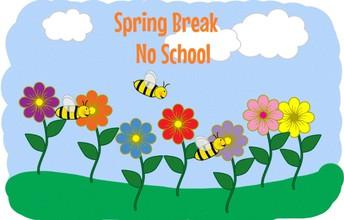Spring Break is Around the Corner
