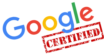 Have you been putting off getting Google Level 1 training, well now is the time to do it!