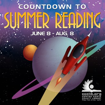 CONTRA COSTA COUNTY PUBLIC LIBRARY Summer Programs