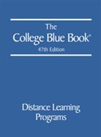 College Blue Book (47th ed.)