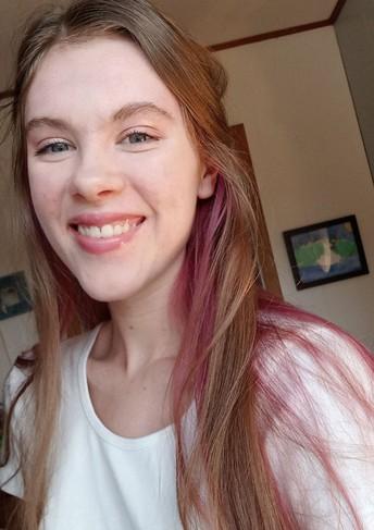 Ivy, 12th Grade