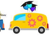 Fifth Grade Promotion Drive-Through Car Parade