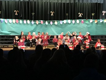 Preschool Holiday Show