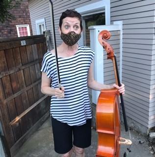 Quarantine Cellist