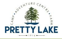 Camp Pretty Lake