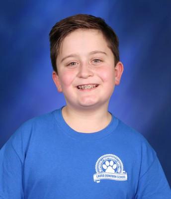 Fourth Grade - Noah