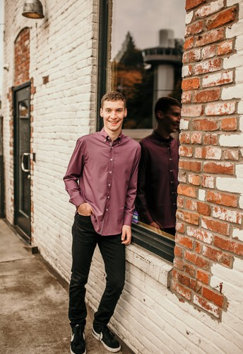 Grad Spotlight: Braden Hoeckelberg-Young